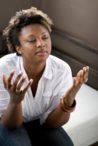 Praying Recieving