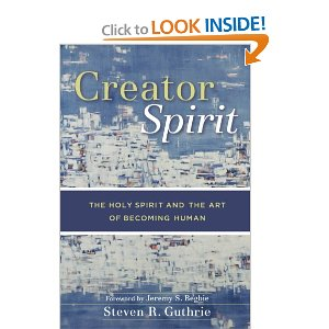 Creator Spirit  cover