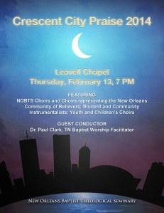 Crescent City Praise NOBTS