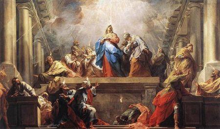 Pentecost Restout 1732