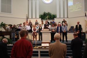 church service platform