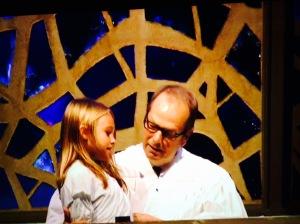 Emily baptism